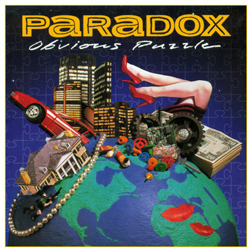 Paradox - Obvious Puzzle (1991)